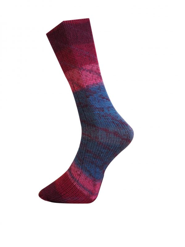 Lungauer Sockenwolle mit Seide 412X20